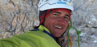 Simon Gietl gelingt Winter-Solobegehung an der Großen Zinne (c) Archiv Simon Gietl