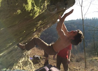 1. Symposium Physiotherapie bei Verletzungen durch Klettern und Bouldern (c) Matthias Stöcker