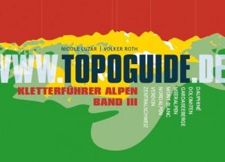 """""""Kletterführer Alpen Band 3"""" von topoguide.de"""
