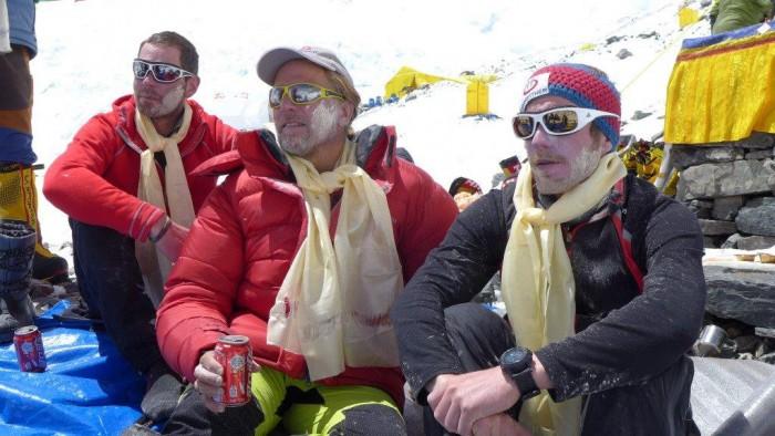 Klemens Bichler, Andy Holzer und Florian Brunner (c) Wolfgang Klocker