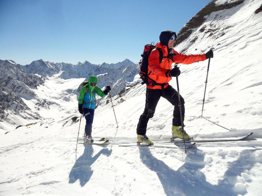 Skitour am Breiten Grieskogel (c) DAV/Thomas Bucher
