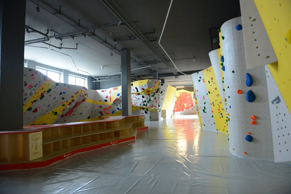 DAV Kletter- und Boulderzentrum München-Nord