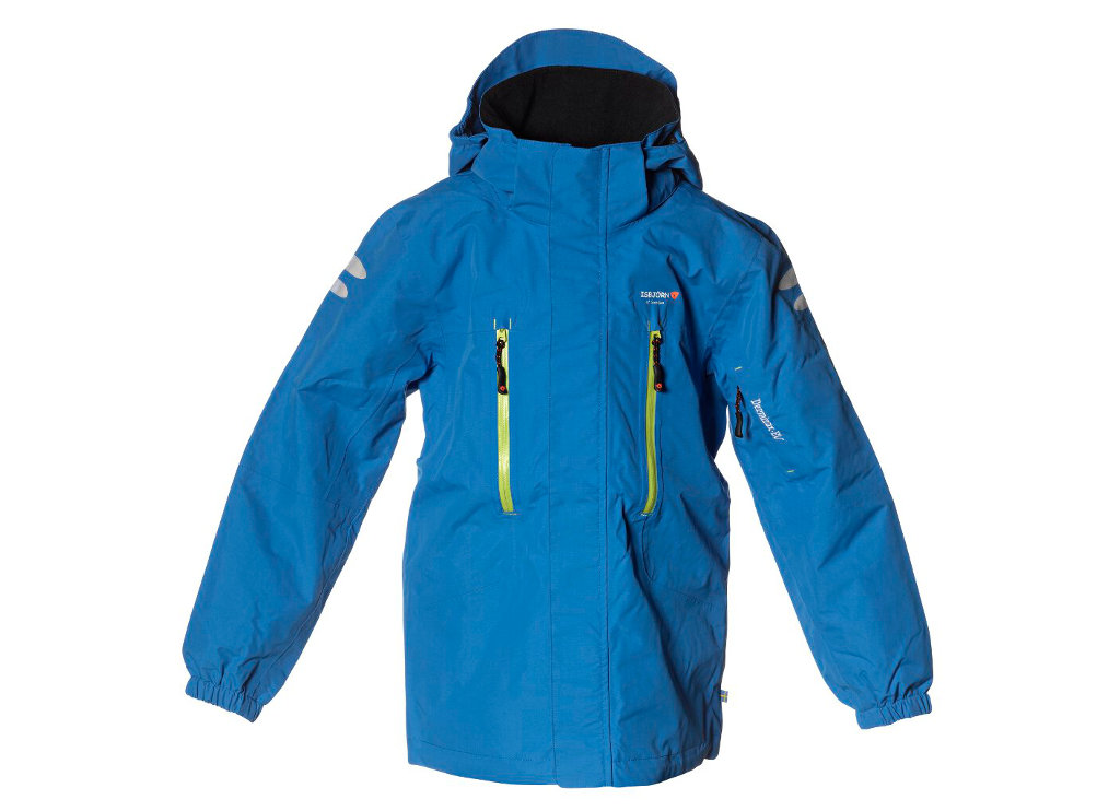 Climber Hard Shell Jacket (c) ISBJÖRN of Sweden