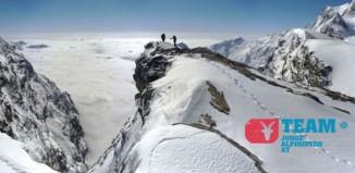 """Team """"Junge Alpinisten"""" des OeAV"""
