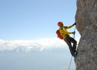 Sicherheit am Klettersteig: 10 Empfehlungen des Alpenvereins (c) Österreichischer Alpenverein (ÖAV)/Peter Plattner