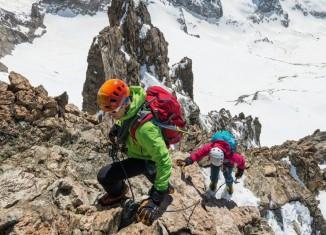 VAUDE Klettersteig Camp vom 2.-5. Juli 2015 in Ramsau am Dachstein (c) VAUDE / A. Buisse