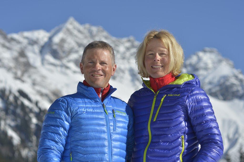 Luis Stitzinger und Alix von Melle