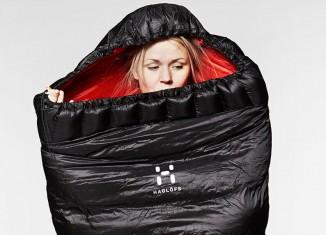 Haglöfs: Leichte Schlafsäcke, schwer beeindruckend (c) Haglöfs