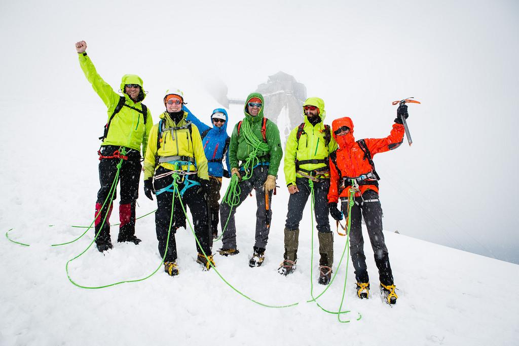 Arc'teryx Alpine Academy 2015 in Chamonix (c) Piotr Drozdz