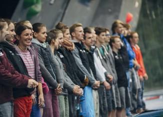 Austrian Boulder Open 2015