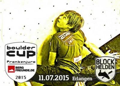 Bouldercup Frankenjura 2015 in Erlangen