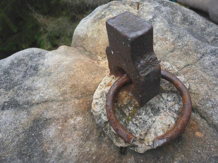 Konflikt um das Klettern in den Bodensteiner Klippen eskaliert (c) IG Klettern Niedersachsen e.V.