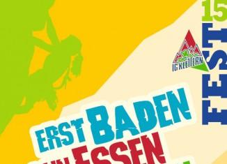 IG-Klettern Fest 2015