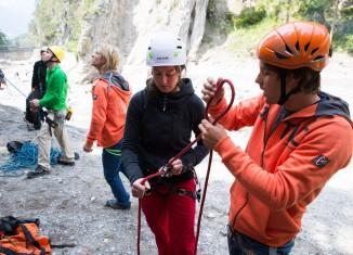 Kostenlose SAAC Klettercamps in Saalfelden-Leogang und PillerseeTal (c) SAAC