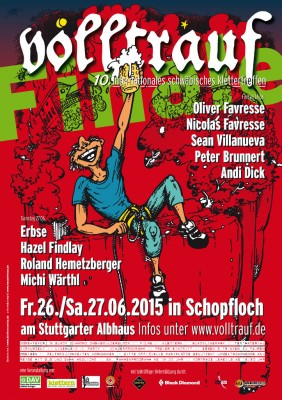 Volltrauf-Festival 2015: Das große Finale