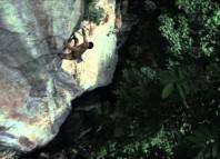 Mahdi Pasarfarid Climbing in Malaysia (c) Xero Gravity