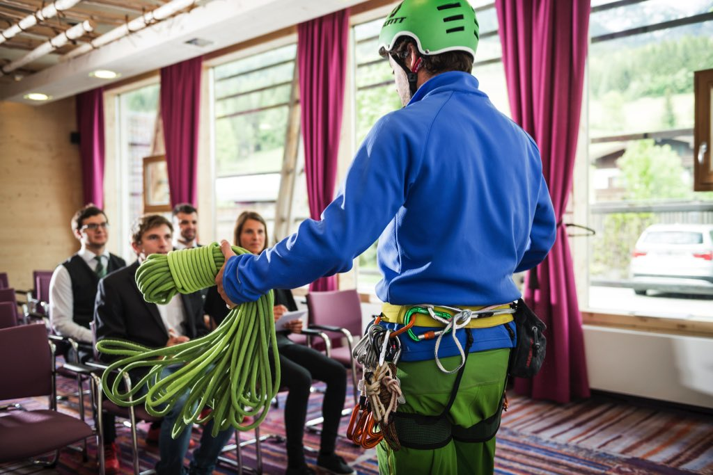 Kletterfestival TERREX ROCKdays Steinberge (c) Salzburger Hof Leogang