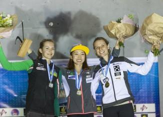 Kletterweltcup Lead 2015 in Briancon (c) ÖWK / Heiko Wilhelm