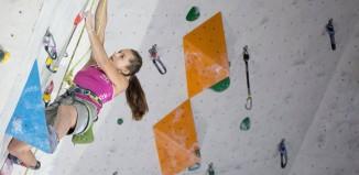 Vorschau Kletterweltcup 2015 in Imst: Vorfreude und Erwartungen sind bei Österreichs (c) Elias Holzknecht