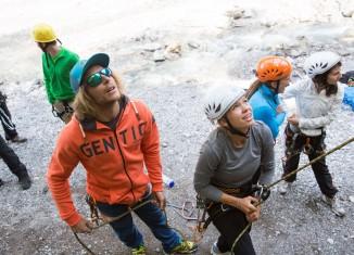 Kostenloses Klettercamp in den Lienzer Dolomiten (c) SAAC