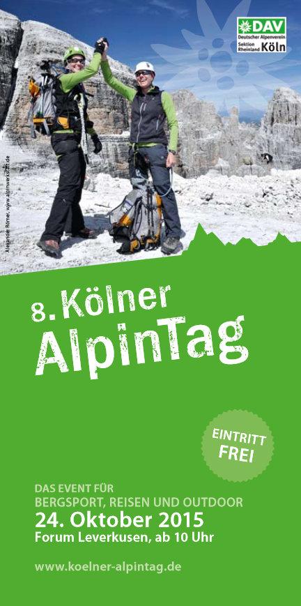8. Kölner AlpinTag