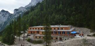 Wiedereröffnung der Höllentalangerhütte (c) Foto: DAVplus
