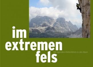 """""""Im extremen Fels"""" (c) Panico Alpinverlag"""