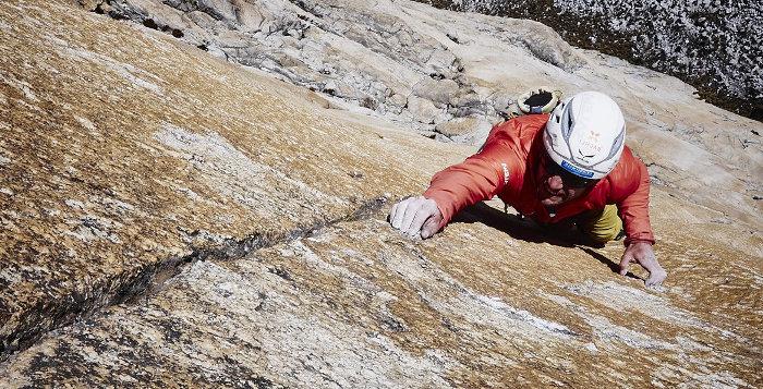 """Roger Schäli und Simon Gietl gelingt Erstbegehung am """"La Esfinge"""" in Peru (c) Frank Kretschmann (www.funst.de)"""