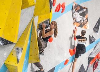 Soulmoves Süd gehen in die 8te Runde (c) Boulderwelt München Ost