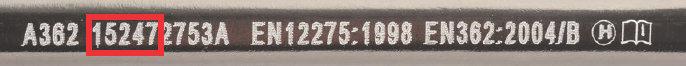 Seriennummer (c) DMM