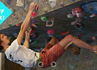 Competition Climbing With Adam Ondra (Part 1) (c) EpicTV