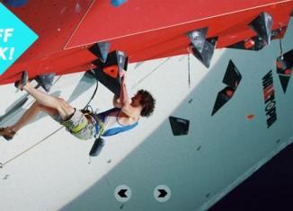 Competition Climbing With Adam Ondra (Part 2) (c) EpicTV