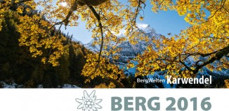 Alpenvereinsjahrbuch BERG 2016 (c) DAV/Tyrolia Verlag