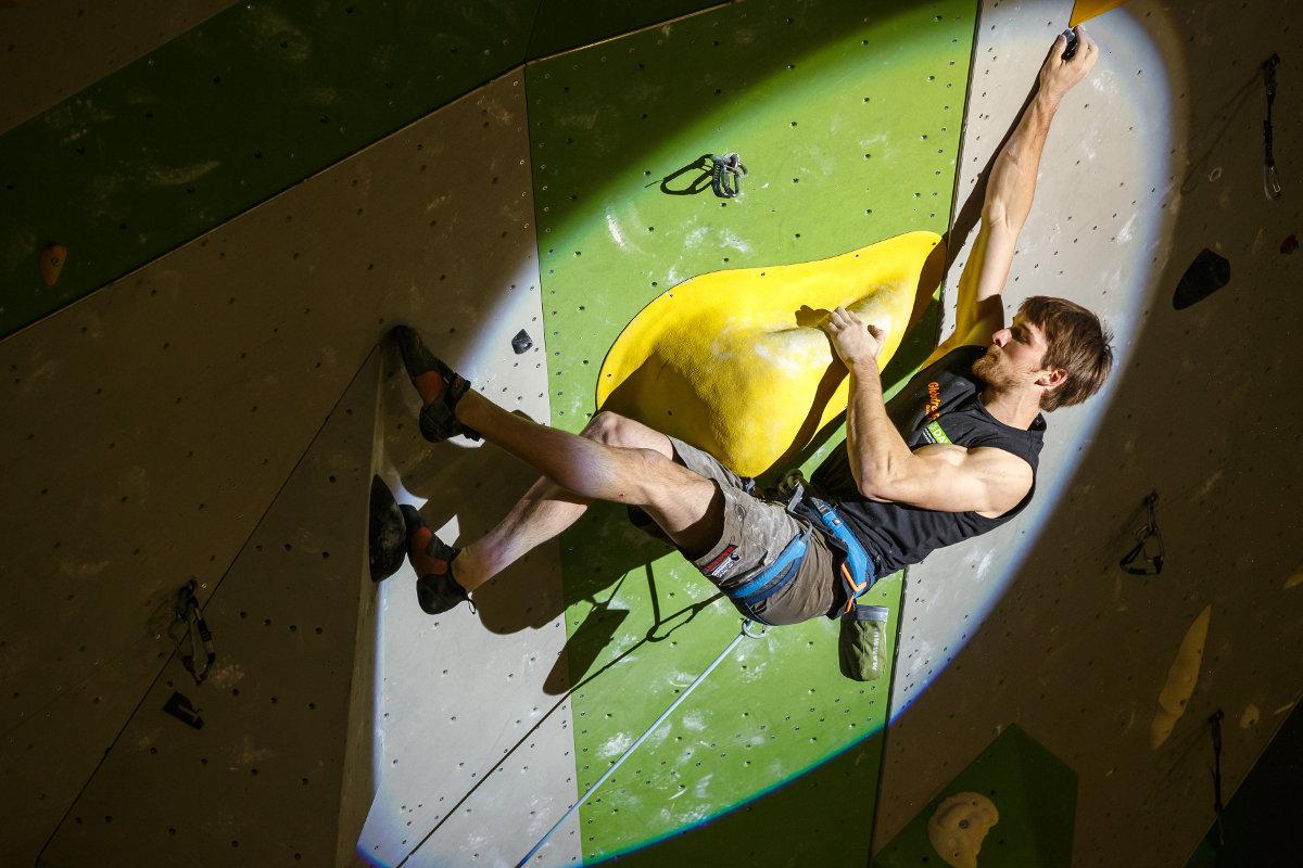 Kletterausrüstung Ulm : Lena herrmann und jan hojer holen die deutsche meisterschaft 2015