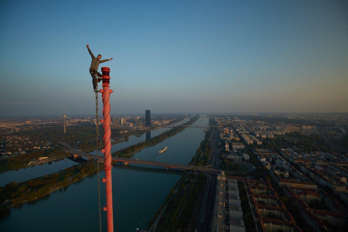 Kletterparadies Großstadt: Die Erstbesteigung der City (c) Metafilm GmbH