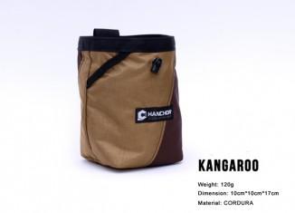 KANGAROO Chalk Bag von Hanchor