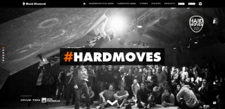 Black Diamond Micropage zur Hardmoves Boulderleague (c) Hardmoves