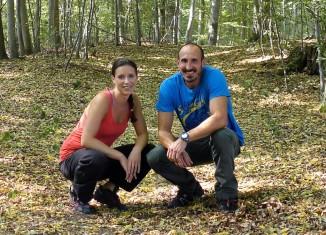 Katharina und Christoph Völker von target10a.com (c) Archiv Völker