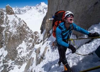 Andy Houseman und Jon Griffith gelingt erste Besteigung des Link Sar Westgipfels (c) The North Face