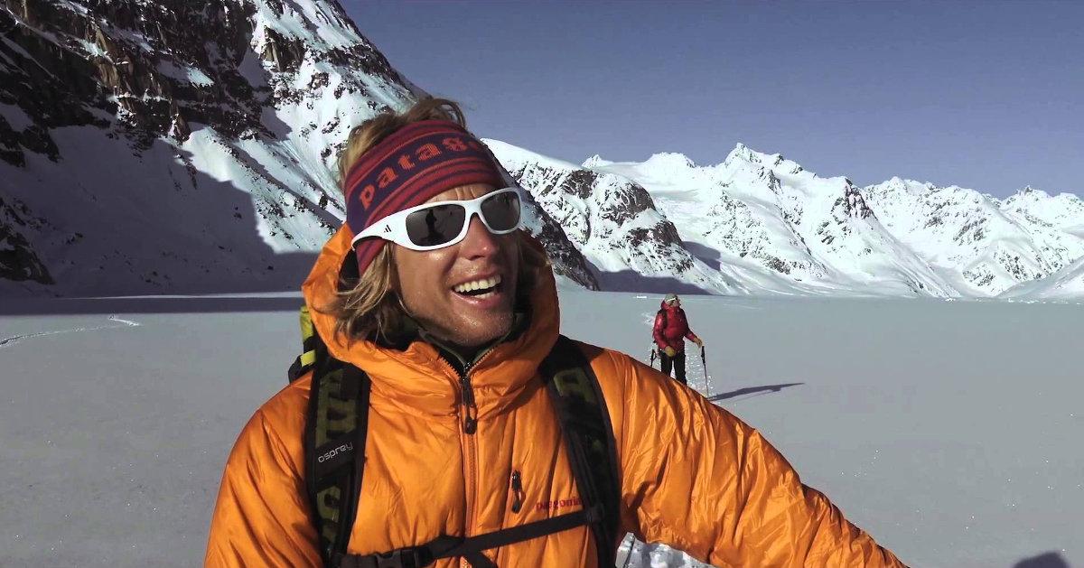 Neuer Film mit Matt Helliker auf Festivals weltweit (c) Osprey