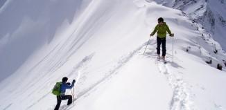 Achtung Lawinengefahr! In den nächsten Tagen ist Zurückhaltung angesagt. (c) Alpenverein/M. Larcher