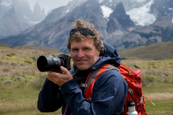 GREGORY nimmt Outdoor-Fotograf Bernd Ritschel unter Vertrag (c) Archiv Ritschel