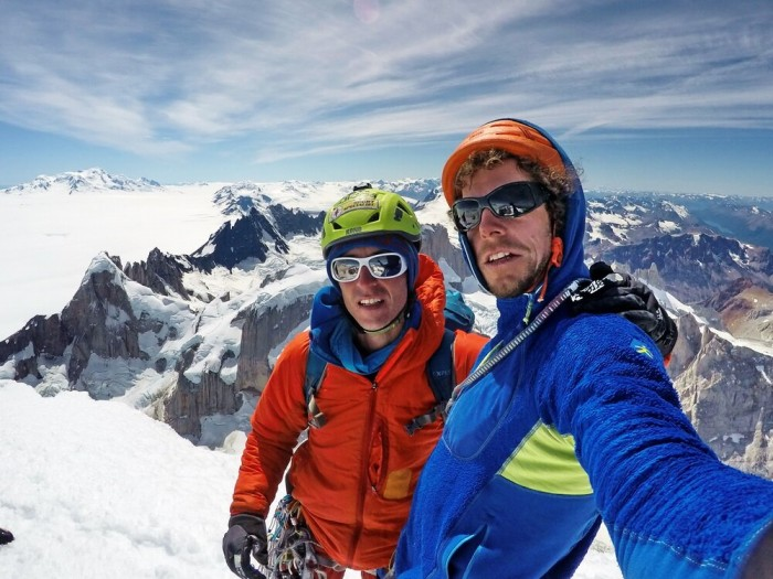 Cerro Torre Südostrippe by fair means (c) Silvan Schüpbach, Matteo Della Bordella