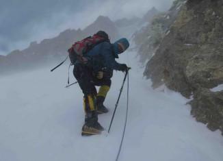Simone Moro gelingt erste Winterbesteigung des Nanga Parbat (c) Archiv Moro