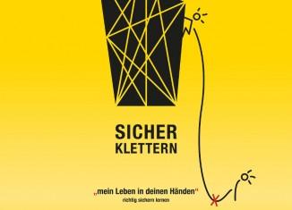 Die 'Sicher Klettern'-Tour des Alpenvereins gastiert ab 3. März 2016 in österreichischen Kletterhallen (c) ÖAV