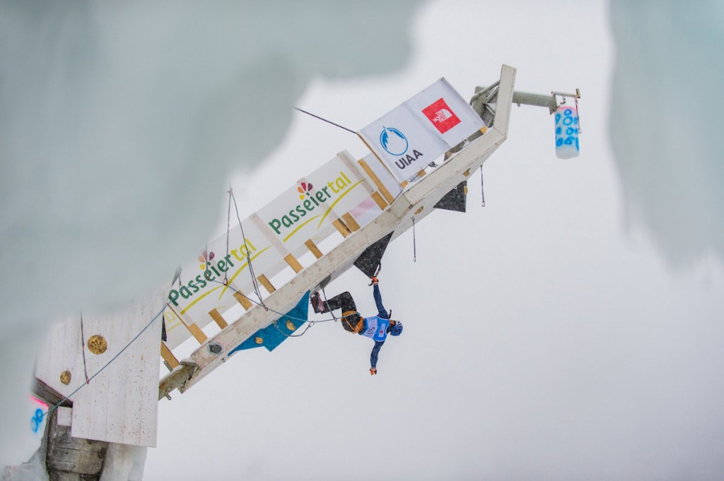 Schwierigkeitsklettern Jugend- und Juniorenweltmeisterschaften 2016 (c) Patrick Schwienbacher