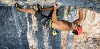 "Edu Marin Discovers His Limits On ""Sansara"" (8b+) (c) EpicTV"