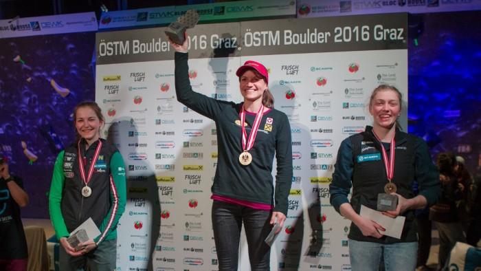 Österreichische Boulder-Staatsmeisterschaften 2016 in Graz (c) ÖWK/Moritz Liebhaber