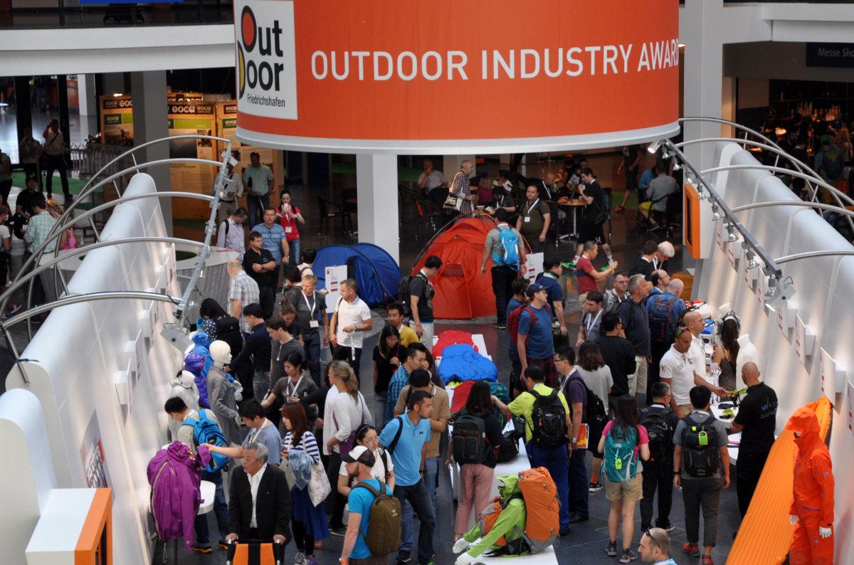 Der OutDoor Industry Award 2016 geht mit neuem Bewertungsprozedere an den Start (c) OutDoor
