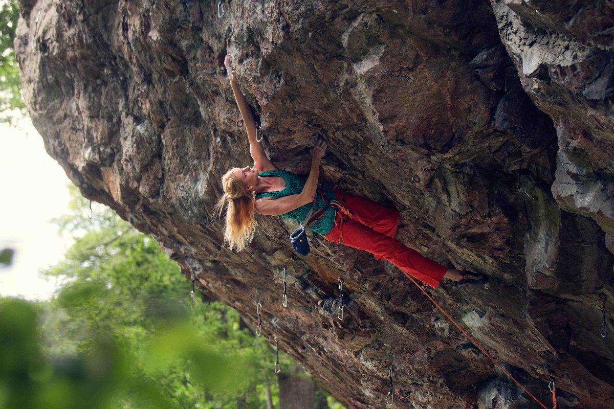 Gewinne ein individuelles Kletter-Coaching mit Matilda Söderlund (c) Marmot